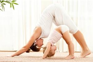Yoga después del embarazo
