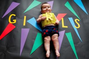 Un bebé fuera de serie- Karen Abad
