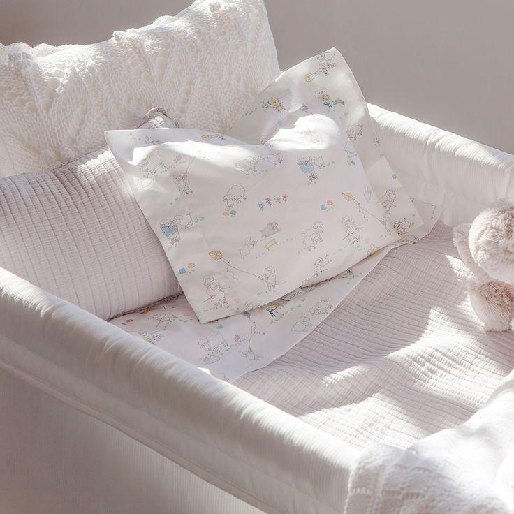 colchón minicuna