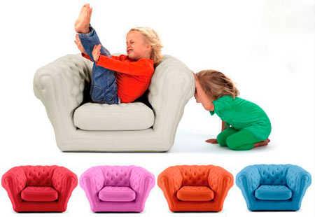 sillones para niños