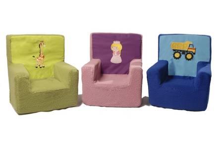 sillón infantil