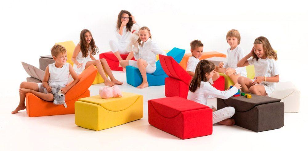sillón para niños
