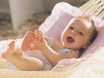 Sarpullido por calor en bebés