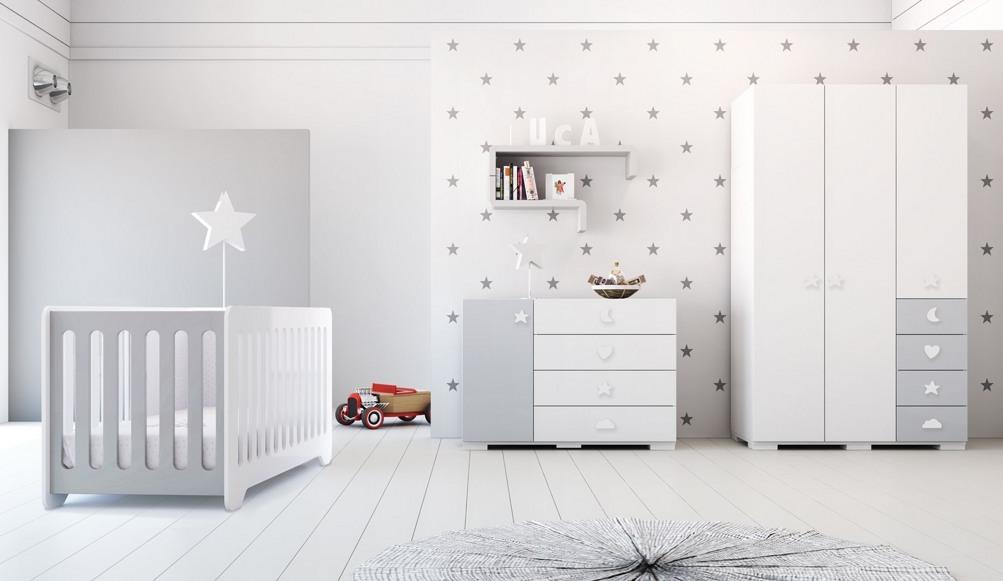 Muebles para bebés: diseña la habitación de tu hijo