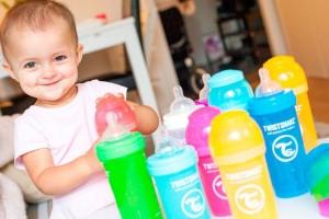Tips: Lactancia con biberón Twistshake para cualquier bebé