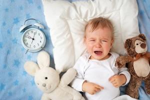 Problemas (y soluciones) del sueño del bebé