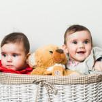 viajar con gemelos