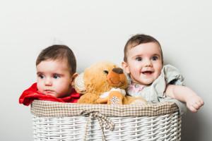 Tips para viajar con gemelos