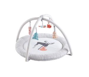 manta de actividades para bebés