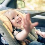 Qué sillas de coche necesito para mi hijo