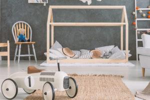 Cómo conseguir una habitación Montessori para tu bebé