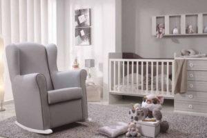 Sillones de lactancia: la nueva moda para las futuras mamás